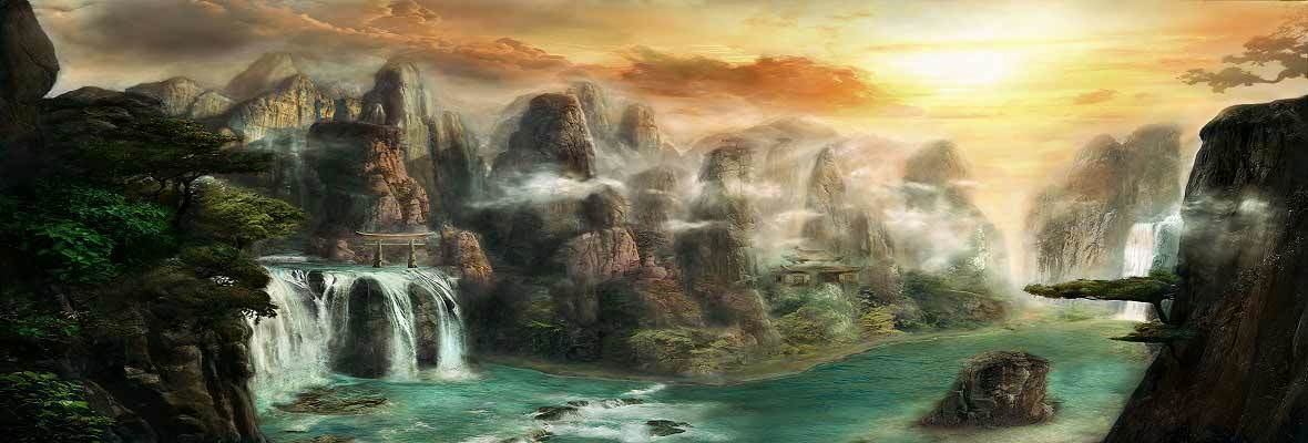Matte Painting - Art Outsourcing Studio